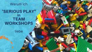 bunte LEGO Steine und Tierfiguren